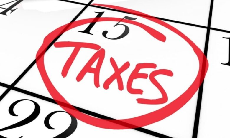 Federal Income Tax Extension October 15 Deadline to File